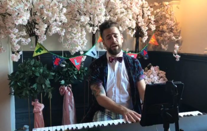 Felix Friday - Felix Hagan singing