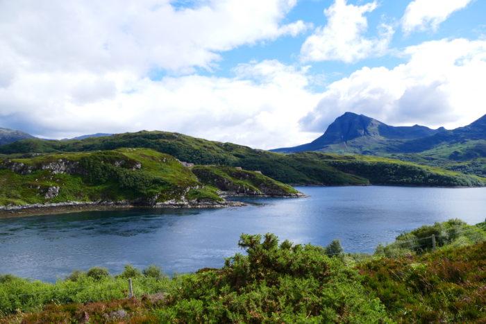 Loch Cairnbawn, July 2016