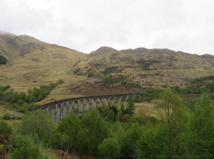 Glenfinnan Viaduct, 2019