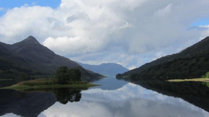 Loch Leven, August 2012