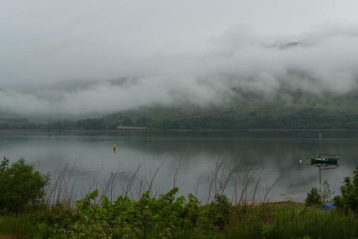 Loch Linnhe, 2016
