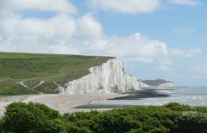Seven Sisters, Sussex, 2017