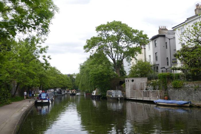 Regent's Canal, Camden 2018