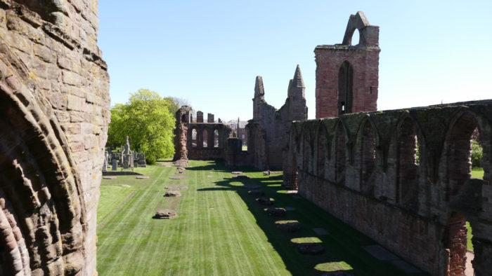 Arbroath Abbey, May 2019
