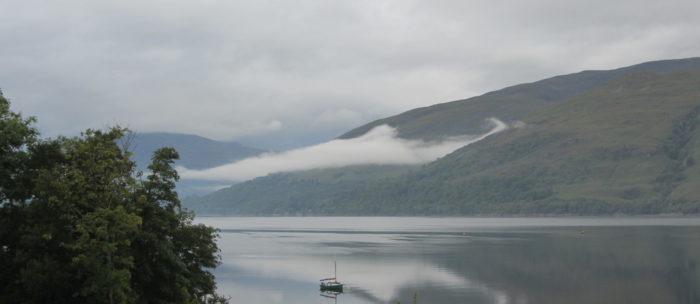 Morning at Loch Linnhe, Scotland 2012