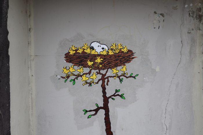 Streetart in Düsseldorf