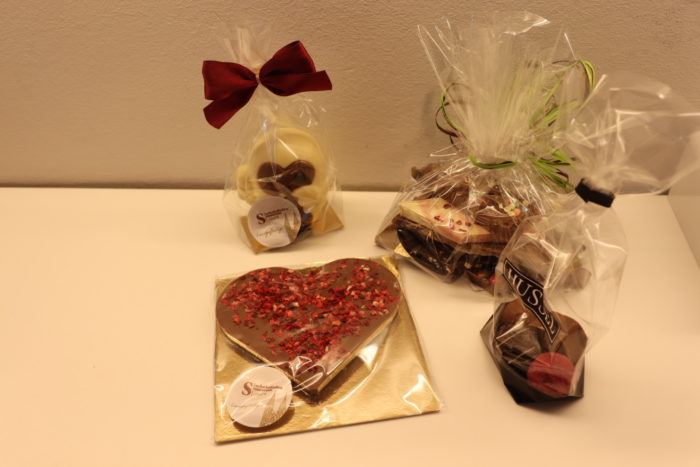 Bounty from the Chocolate Museum, Cologne, October 2021